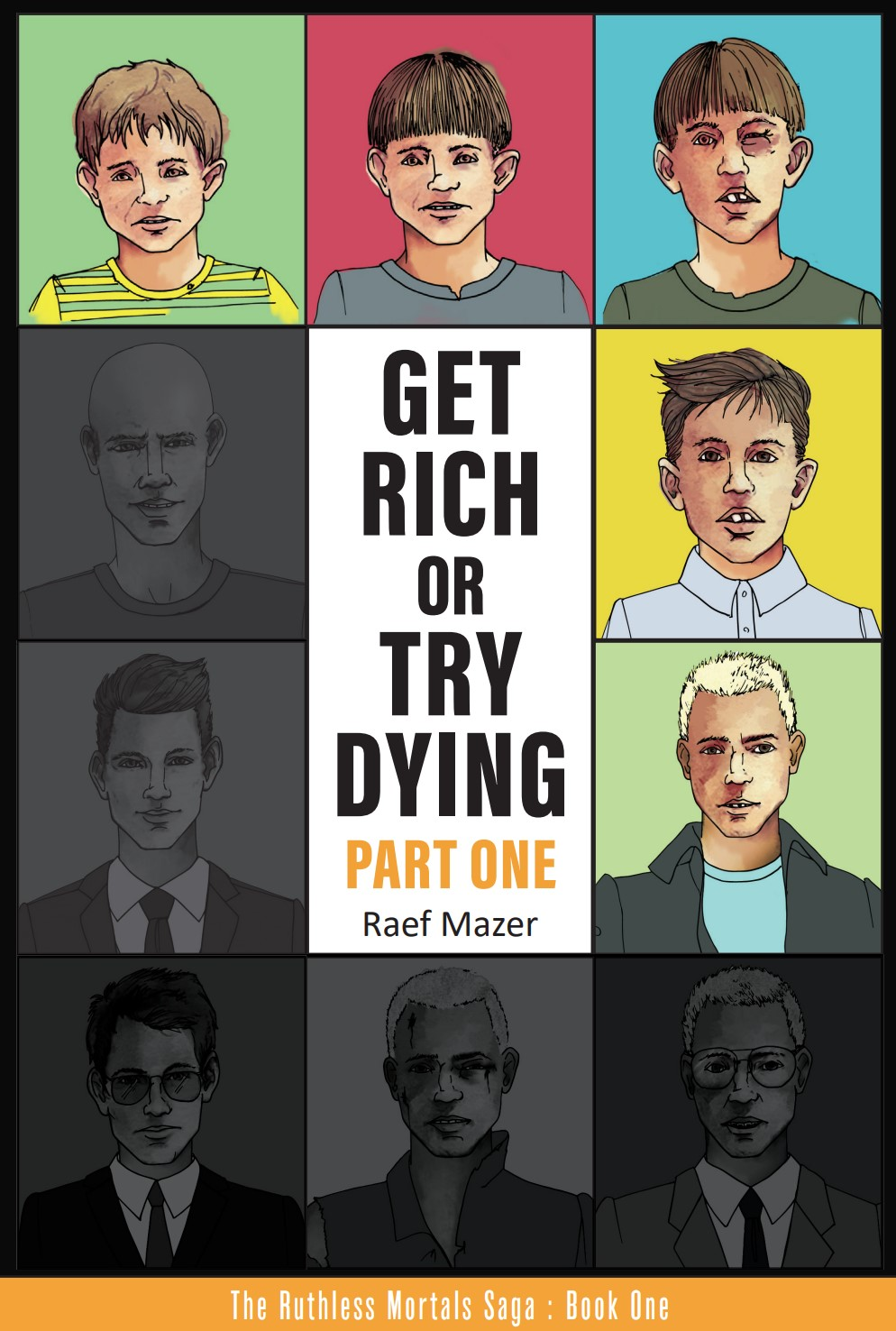 Get Rich or Try Dying (Part One)
